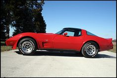 1979 Chevrolet Corvette Coupe L82, Automatic  #MecumINDY
