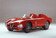 Alfa Romeo 6C 3000 CM Colli Spider.