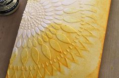 One Lucky Day: Using molding paste