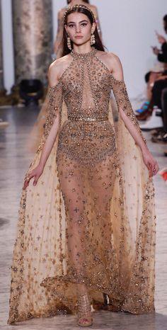 Elie Saab Couture Spring-Summer 2017