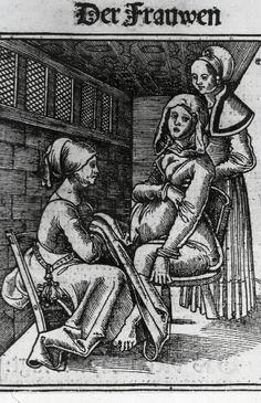 ELIZABETHAN Midwifey Prenancy & Birth?
