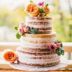 gyümölcsös csupasz torta - Google Search