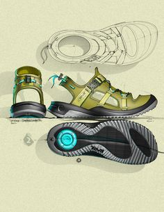 TEVA  Omnium 2 by Larry Selbiger at Coroflot.com