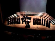 Mi'kmaq Honour Song - 2013 TN All-State Women's Choir