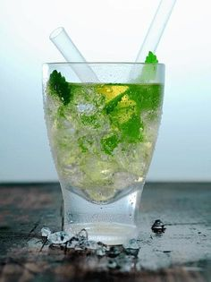 Minty freshness: the Gin & Mint cocktail