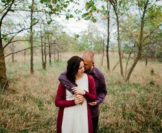 Lake Zorinsky engagement session by Brett Brooner Photography.