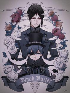 Black Butler Comics, Black Butler Meme, Black Butler Manga, Butler Anime, Ciel Phantomhive, Sebastian X Ciel, Black Butler Characters, Black Butler Kuroshitsuji, Drawing Projects
