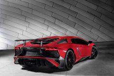 Lamborghini Aventador LP750 4 Super Veloce 2016