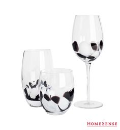 Glass set from Homesense Give Me Home, Holiday Gifts, Christmas Gifts, Homesense, Ballard Designs, Favorite Holiday, Decoration, Wine Glass, Sweet Home