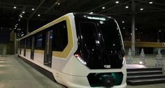 bombardier moscow metro - Google Search