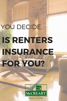 Are your belongings important to you? Are you prepared to face legal and medical expenses related to a potential accident in your rental home?  It is not uncommon for personal items to be damaged due to a myriad of causes; replacing these items can be cos