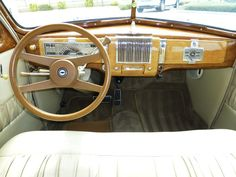 1940 chevy dashboard | 1940 Chevrolet Master Deluxe - Redlands 92373 - 8