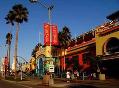 The Santa Cruz Boardwalk has been a prime destination In northern California for over 100 years.