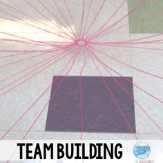 """Team Building - There is No """"I"""" in Team! - Teachers are Terrific Group Team Building Activities, Building Games For Kids, Team Building Exercises, Class Activities, Group Games, Best Brain Teasers, I In Team, Team Builders, Kids Moves"""