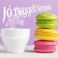 Jó reggelt kívánok! - Megaport Media