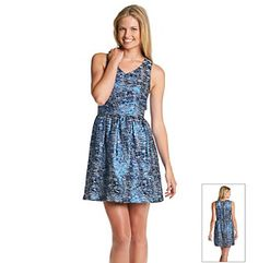 Kensie® Shiny Jacquard Dress at www.younkers.com