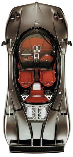 Pagani Zonda Roadster F by Levon                                                                                                                                                     More
