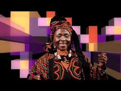 Werewere Liking (writer, playwright, performer) born in Bondé, Cameroon on May 1, 1950