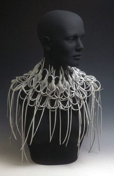 sculptural paper jewellery - Google Search
