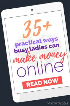 35+ Ideas for You to Make Money Online | Become a VA | Proofreading | Start a Blog | Become a Survey Taker | Earn Cash Online