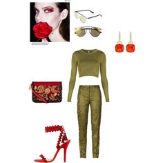 #prettyLittleLiars by atlienfashioned on Polyvore featuring polyvore, fashion, style, Topshop, Alberta Ferretti, Dolce&Gabbana, Christian Dior and Etro