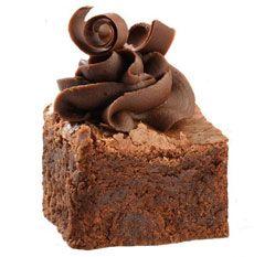 Brownies con trocitos de chocolate - Wilton en español