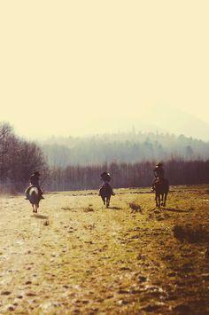 Horeses & Cowboys