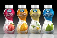 smoothies usa on Behance