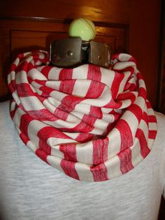 Cute Scarf for NC State tailgaiting. ;-)