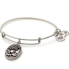 Sisters possess an eternal connection. Celebrate your sister with the Sister Charm Bangle from ALEXANDANI.COM to show your love and appreciation.