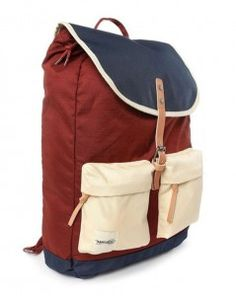 Sac à dos Plica 3 couleurs Eastpak #vintage #backpack #eastpak