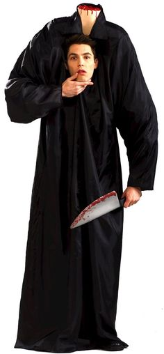 Menu0027s Headless Costume - Headless Man Adult Costume Fun costume for your next Halloween party! Includes Headless Man costume has a harness with an .  sc 1 st  Pinterest & 20 best Best Halloween Costume: GetGhostGear.comu0027s Annual Ghost ...