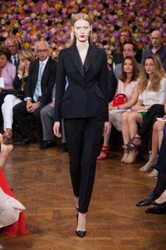 Raf Simons Debuts Dior Couture Collection  - HarpersBAZAAR.com