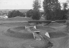 Herbert Bayer: Mill Creek Canyon Earthworks, 1982. Kent, Washington.
