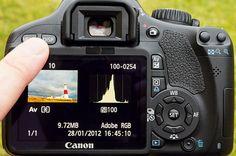 Aprende qué es y en qué consiste el histograma de una fotografía