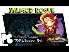 Hearthstone: Malygod Miracle Rogue