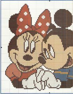 Mickey  Minnie 1 of 2
