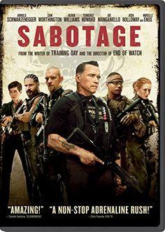 Sabotage - Universal Studios