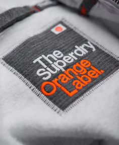 At Superdry, we're renowned for our casual style when it comes to mens hoodies and sweatshirts. Badge Design, Label Design, Logo Design, T Shirt Label, Creative Gift Wrapping, Leather Label, Streetwear, Clothing Labels, Printing Labels