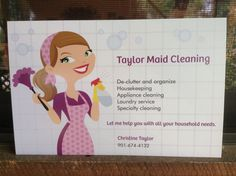 Looking for the perfect birthday, wedding, or holiday present?   Give the gift of cleaning. What a perfect way to say you care.  Call/text me at 901-674-4132