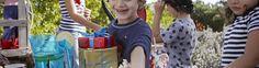 Festa a tema Jake il Pirata, addobbi ed accessori, feste compleanno per bambini - Palaparty S.r.l.