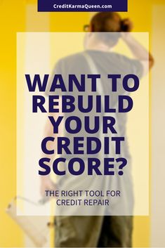 Learn How to Rebuild Your Credit Score | Do you want to rebuild your credit score and improve your chances for approval to a home loan or a car loan? Learning how to improve your credit shouldn't be like pulling teeth. This program will help you to see results fast as soon as 30 days. Also get my FREE 8 DIY credit repair tips and hacks to help you along the way. Get started today with credit karma queen a service you can trust. | credit repair tips | credit repair services #howtomanagecredit