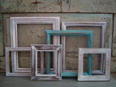 Picture Frame Wooden Gallery Surprise In The Sky Gallery Collection $52