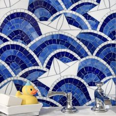 #MosaicMonday with @newravenna's new Kiddo collection of child-inspired #mosaic #tiles! So cute! Read more about them on the blog! link in profile  #architecture #backsplash #bathroomdesign #glasstile #designer #designhounds #decor #homedecor #homeinspo #homestyle #instafab #instadecor #interiors #interiordesign #idcdesigners #kids #luxurious #mosaics #playful #stone #tileart #tilelove #tilework #tileometry #tileaddiction #walls #ihavethisthingwithtiles by tileometry