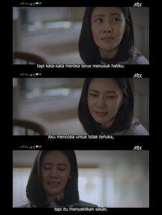 Quotes Rindu, Hurt Quotes, Tumblr Quotes, Mood Quotes, Film Quotes, Quotes Drama Korea, Korean Drama Quotes, Submarine Quotes, Pastel Quotes