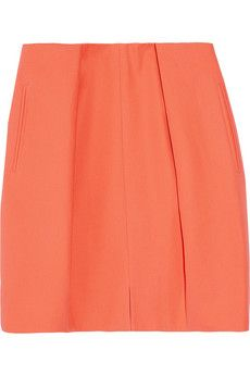 I'll be wearing this Carven skirt every which way, from now all the way through the summer... then maybe even back into fall with black tights and suede booties. Why not? It's perfection.
