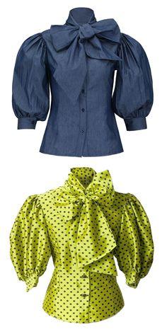 Stylish Lantern Sleeve Women's blouse. From $20.99