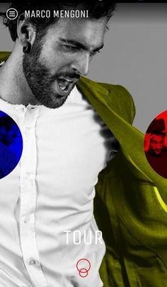 """Marco Mengoni sta per tornare con """"Parole In Circolo"""", il nuovo album in uscita il 13 gennaio; intanto il primo singolo """"Guerriero"""" conquista numeri da record."""