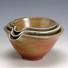 Fergus Stewart, Scottish potter.