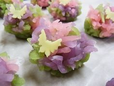 "Japanese Sweets, ""wagashi"" /neeleymomoko/wagashi/ get back! get interpreted!"